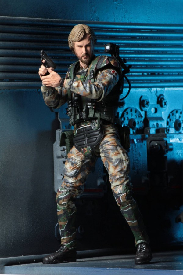 Neca Colonel James Cameron - Aliens