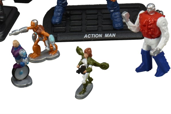 SDCC IDW HASBRO REVOLUTION  Transformers, G.I. Joe, M.A.S.K. , Micronauts, Visionaries, Action Man, and ROM the Space Knight.
