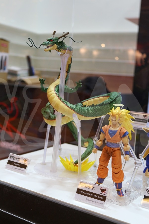 Japan Expo 2017 Tamashii Nations Dragon Ball S.H.Figuarts