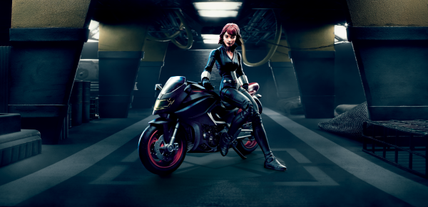 Marvel-Legends-Series-6-inch-Black-Widow-Motorcycle