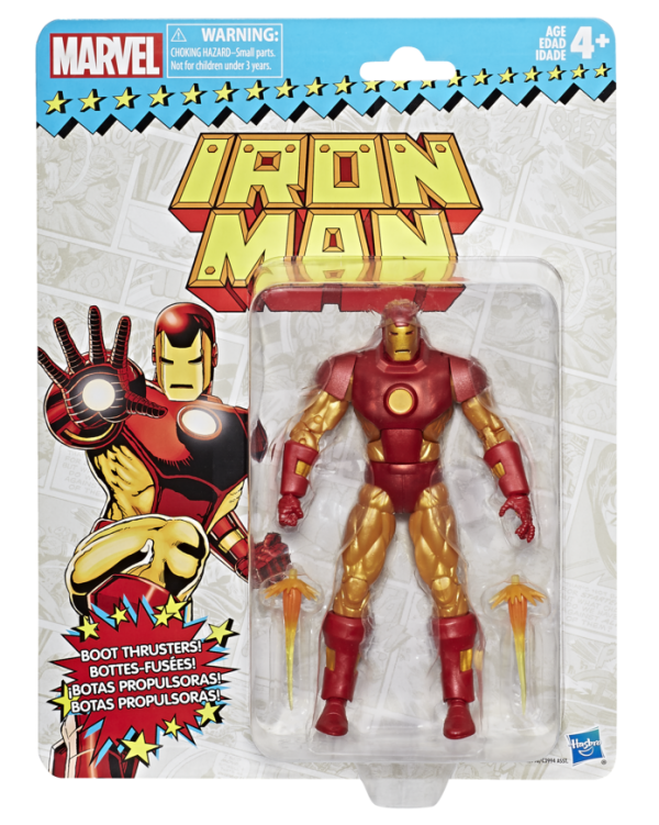 Marvel-Vintage-Legends-Series-6-inch-Iron-Man