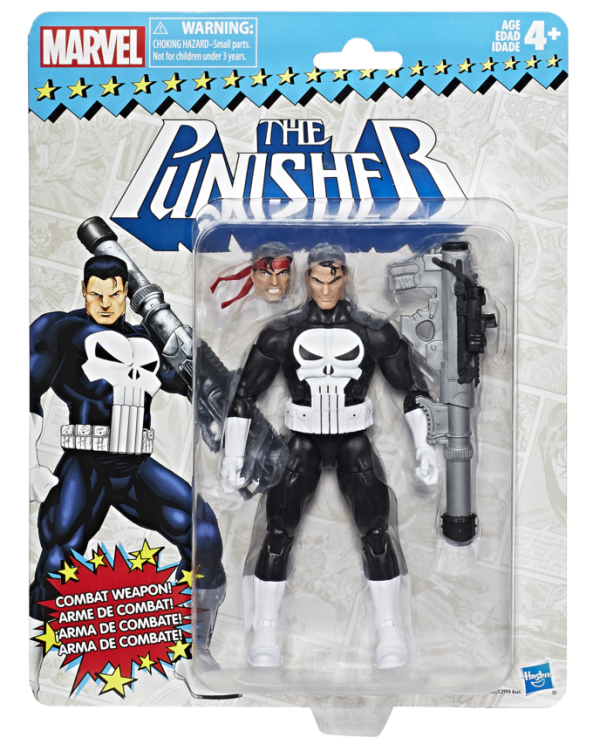Marvel-Vintage-Legends-Series-6-inch-Punisher