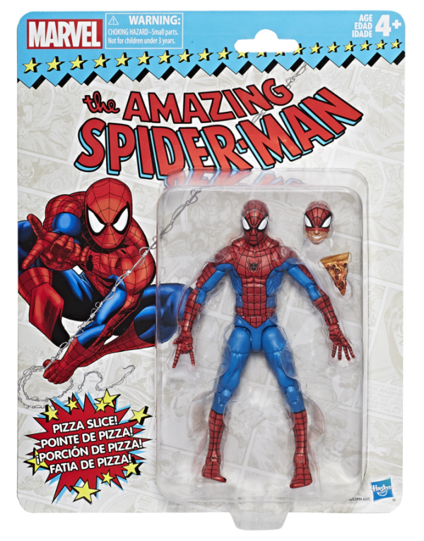 Marvel-Vintage-Legends-Series-6-inch-Spider-Man