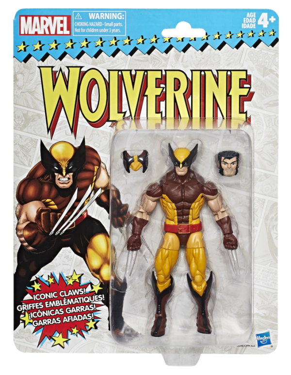 Marvel-Vintage-Legends-Series-6-inch-Wolverine