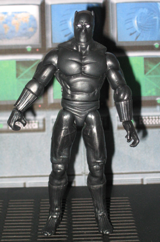Review Marvel Universe : BLACK PANTHER