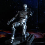 "Iron-Man 2 action fig 3""3/4"