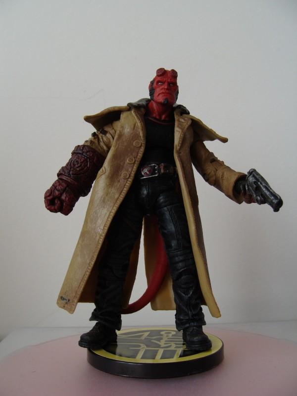 Hellboy par Mezco Toys (2008)