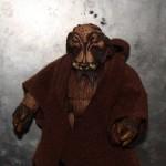 Star Wars custom : Jedi Master K'Kruhk