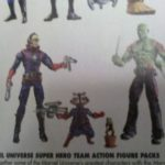 Guardians of the Galaxy : nouveaux packs Super Hero Team