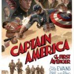 Captain America : nouveau poster rétro