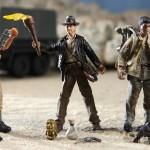 Indiana Jones : nouvelles figurines au SDCC