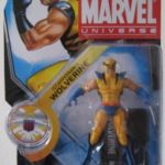 "MARVEL UNIVERSE : Wolverine ""1ère apparition"""