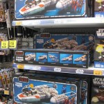 Star Wars TVC: le Y-Wing repéré dans les rayons australiens…