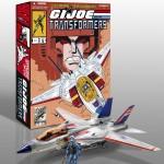 SDCC 2011 : Hasbro dévoile le pack GIJOE Transformers