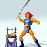 SDCC TRU proposera une Figurine Exclusive de Lion-O