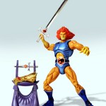 SDCC TRU proposera une Figurine Exclusive de Lion-O