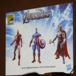SDCC 2011 : Le Panel Marvel de Hasbro en vidéo