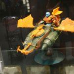 SDCC 2011-jour 1: Masters of the universe classics 1er véhicule pour 2011
