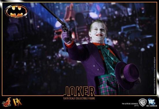 Batman 89 - The Joker DX Hot Toys