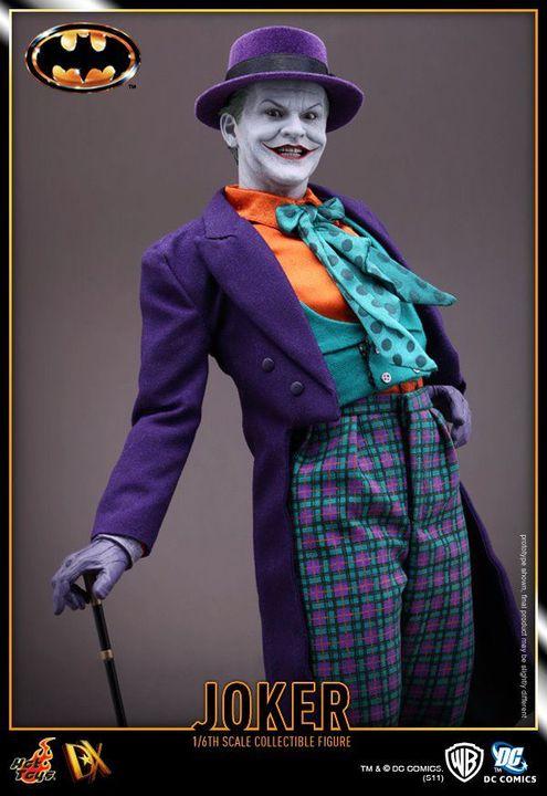 Batman 89 - The Joker Hot Toys