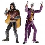 Les nouvelles figurines Batman Legacy Arkham City