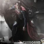Henry Cavill : premier cliché du nouveau Superman