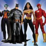 JUSTICE LEAGUE: HEROES & FOES SERIES 1