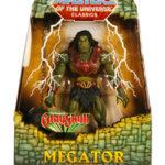 Megator, Man-E-Face et Captain Glenn dans votre boite aux lettres