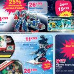 Promo chez Toys R Us c'est le moment de faire le plein dans vos collections