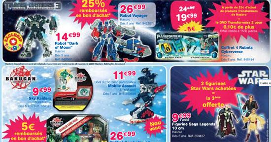 Catalogue TOYS R US promo été 2011