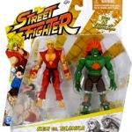 Nouvelles figurines Street Fighter