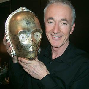 Anthony Daniel C3PO PARIS MANGA STAR WARS