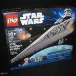 Le Super Star Destroyer Executor en LEGO !