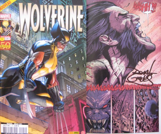 renato guedes wolverine 1 marvel panini