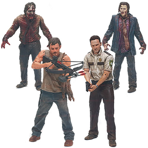 the walking dead serie 2 McFarlane toys