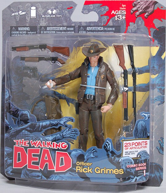 The Walking Dead figurine