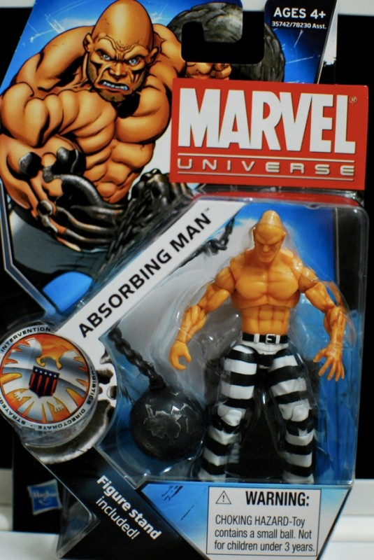 Marvel Universe Wave 16 hasbro