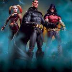Arkham City les nouvelles figurines BATMAN