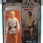 """Les 12"""" Luke Skywalker et Sand People de Gentle Giant dispo en Chine"""