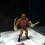 Power-Con nouveau visuel du HE-MAN THUNDER PUNCH