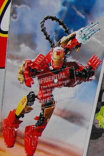 Iron Man LEGO SUPER HEROS