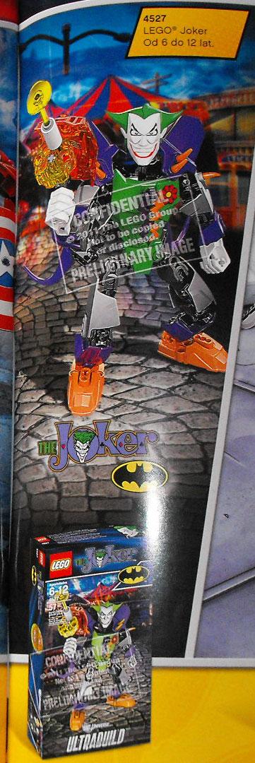 Joker LEGO SUPER HEROS