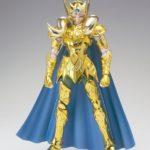 Myth Cloth Ex : La nouvelle armure de Mu chevalier du Belier