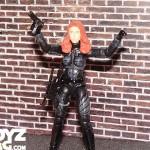 G.I. Joe Rise of Cobra : Shana Scarlett O'Hara (Desert Ambush)