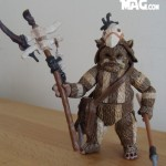 Star Wars The Vintage Collection : Logray (Ewok Medecine Man) VC55