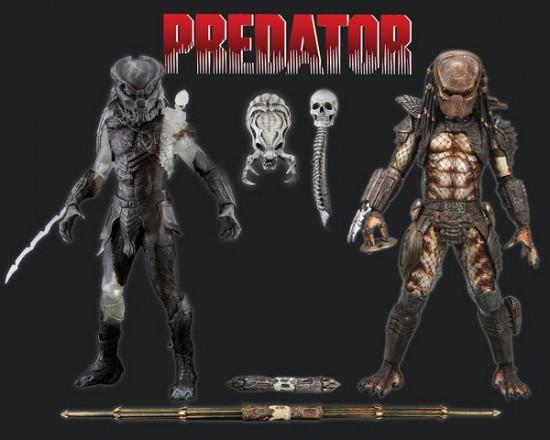 Berserker Predator et  City Hunter Predator