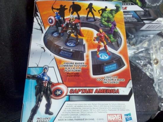 avengers assemble tru exclue Hasbro marvel universe