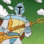 Star Wars en Blu-Ray : bonus caché Boba Fett (Holiday Special)
