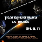 Évènement Transformers en France le 24 septembre 2011