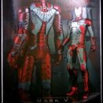 hot toys iron man Mark V hot toys HK